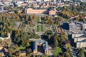 Uppsala city, slottet