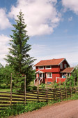 Timber house, Tallberg, Dalarna
